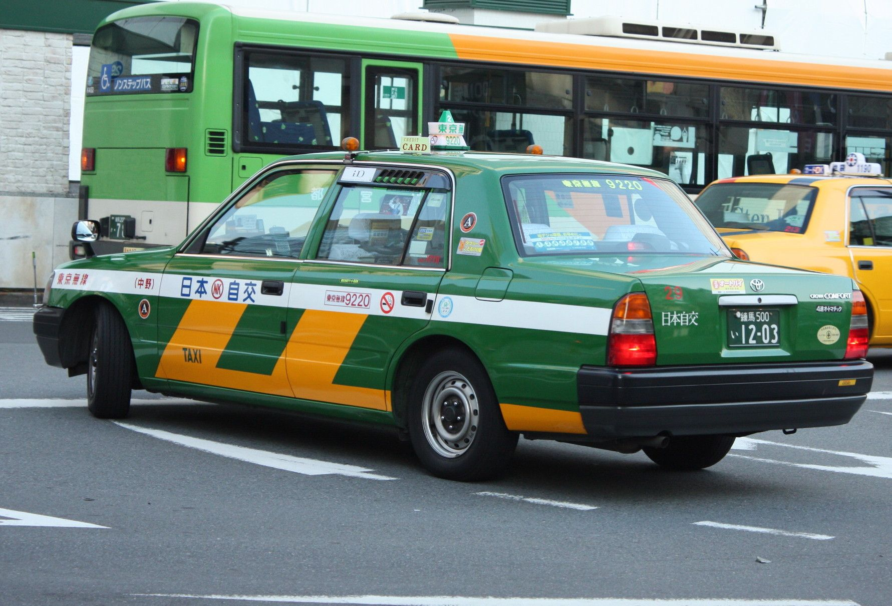 Taxi fares in Tokyo to start at Y430 from Jan 30 - Japan Today