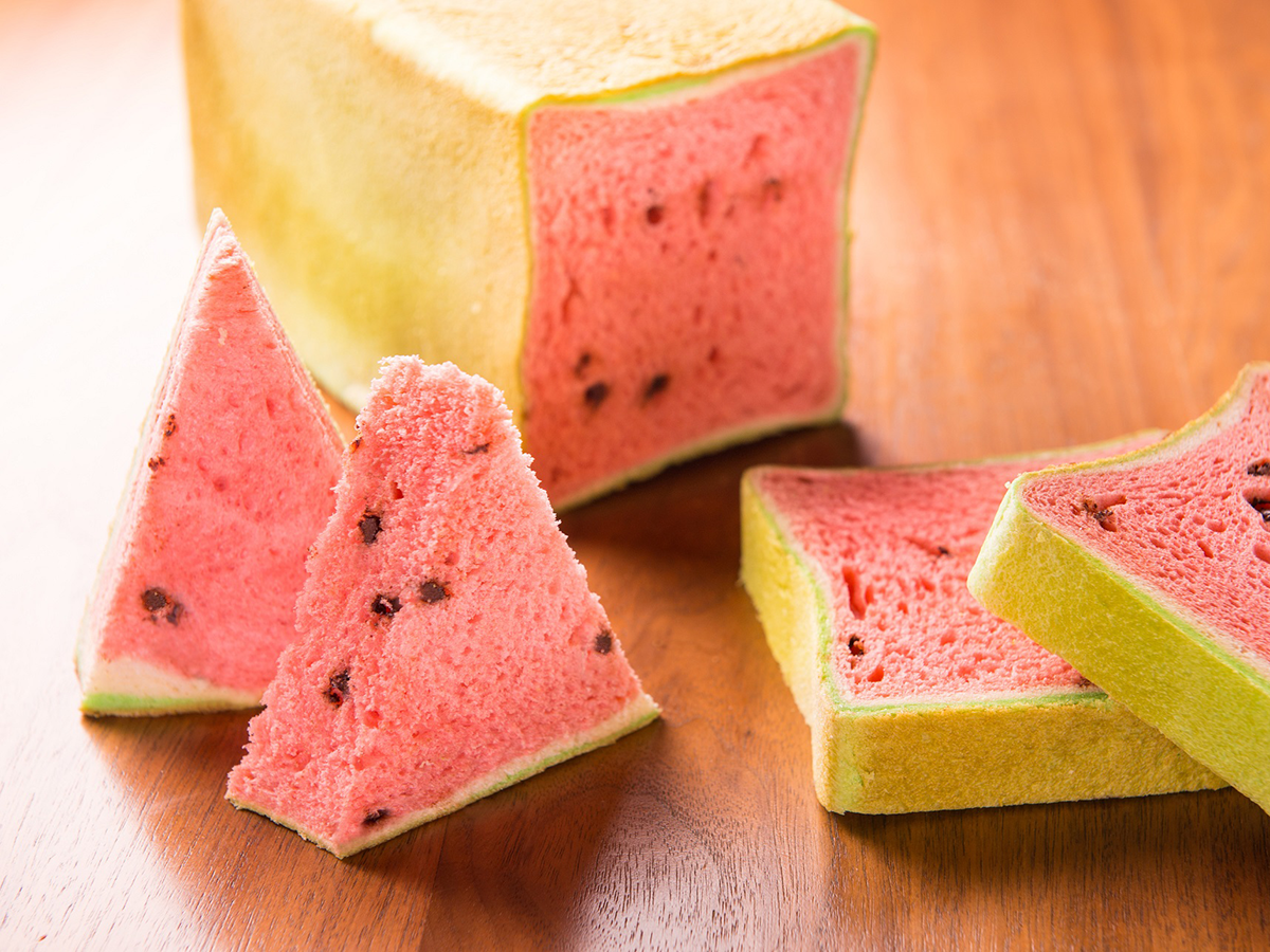 Watermelon Bread A Fruity Summer Treat Japan Today