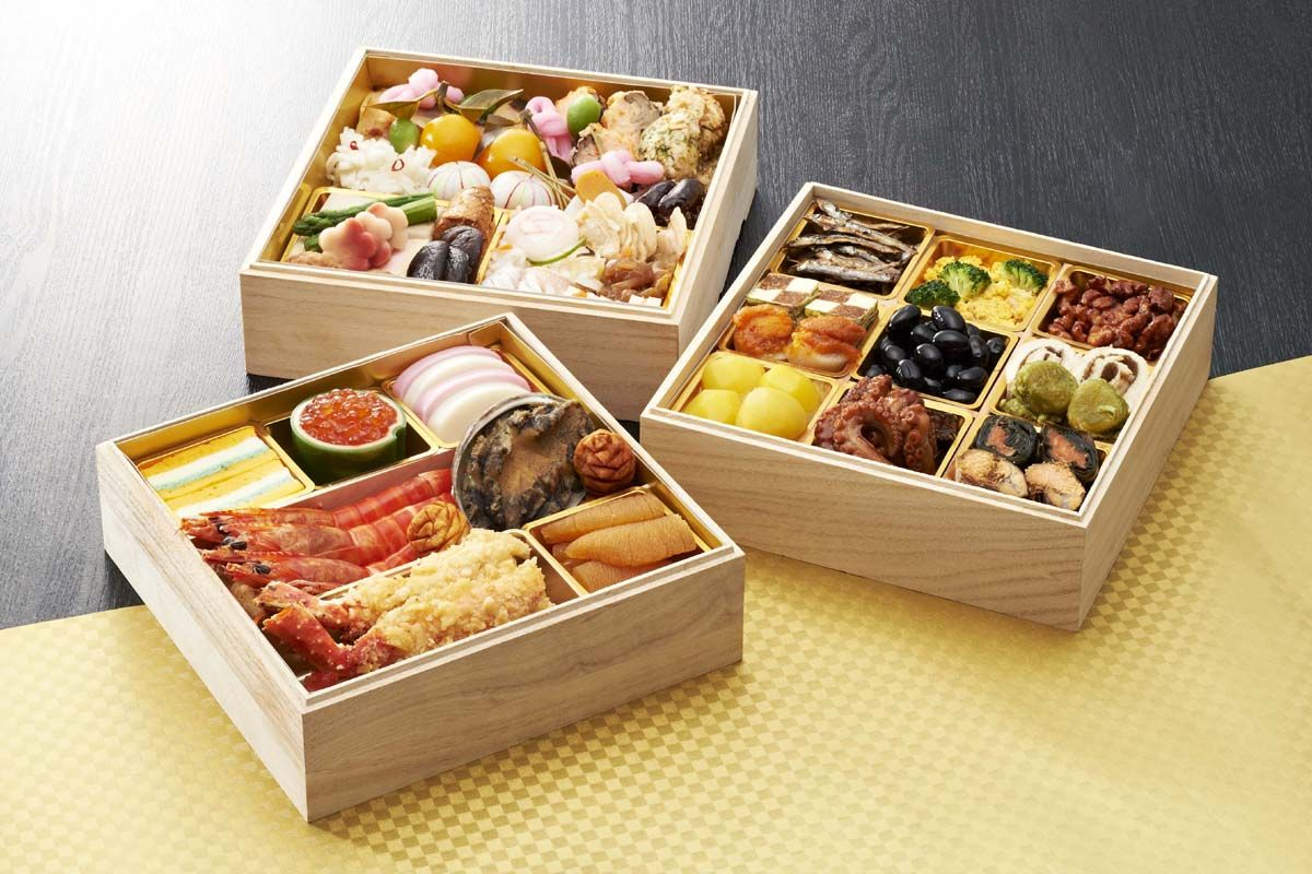 Enjoy new year with japanese traditional cuisine 39 osechi for Ancient japanese cuisine