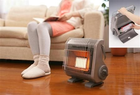 Portable Gas Heater Japan Today