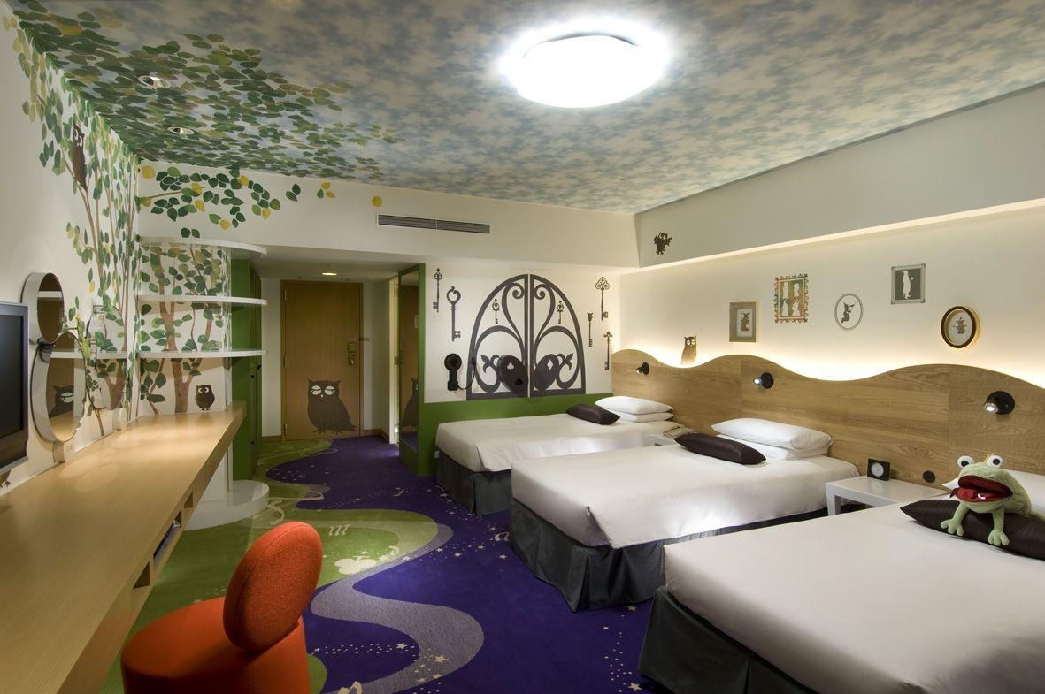 Happy Magic Rooms Open At Hilton Tokyo Bay Japan Today