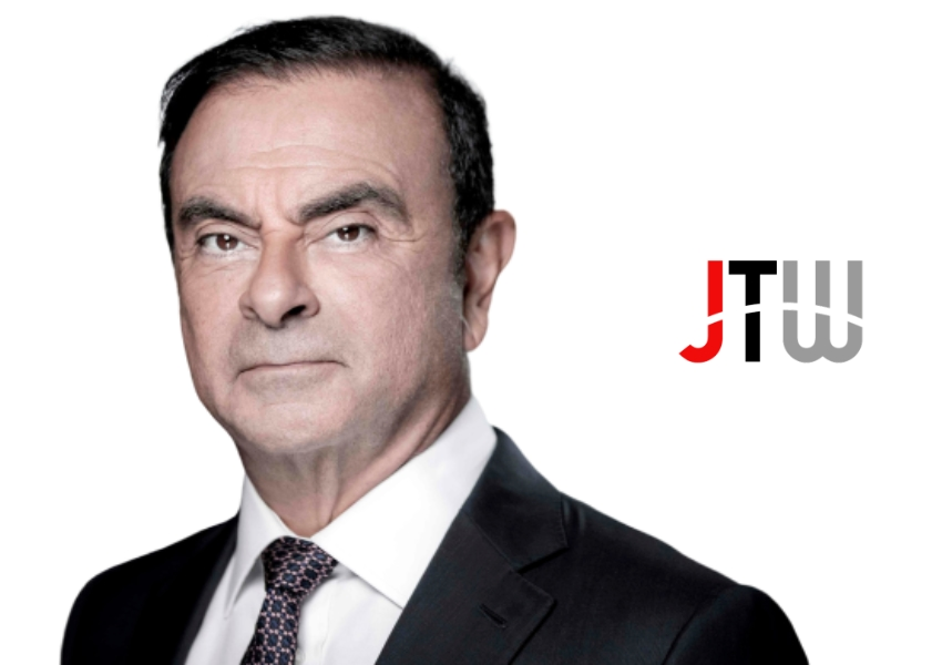 Carlos Ghosn Defiant
