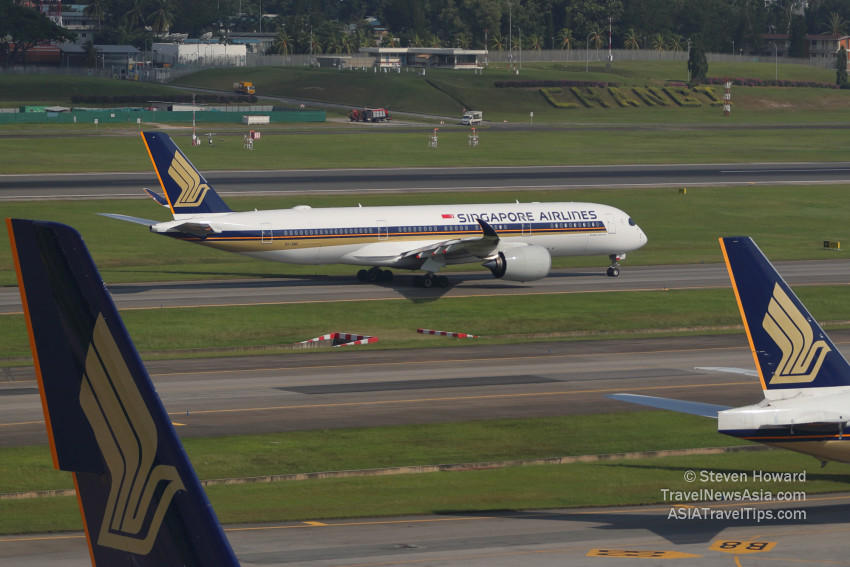 Singapore Airlines to operate 3rd daily flight to Osaka - Japan Today