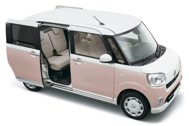 daihatsu targets new light car at single women japan today. Black Bedroom Furniture Sets. Home Design Ideas
