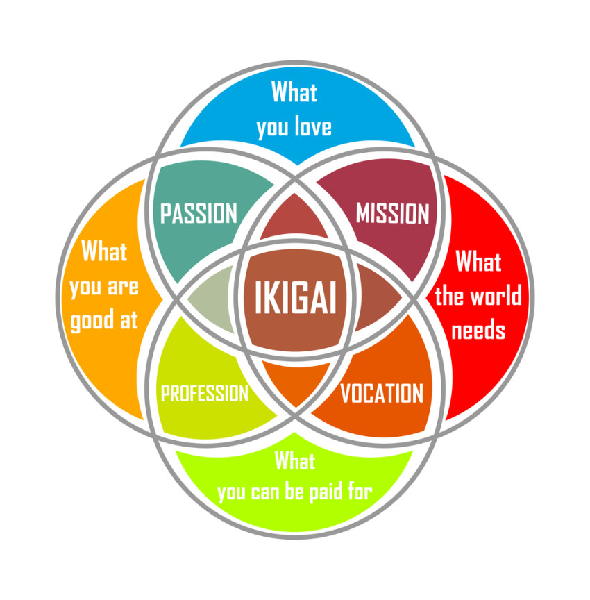 Ikigai The Japanese Concept Of Finding Purpose In Life Japan Today