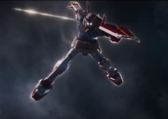 Anime Characters In Ready Player One : Anime mecha gundam to appear in steven spielbergs ready player
