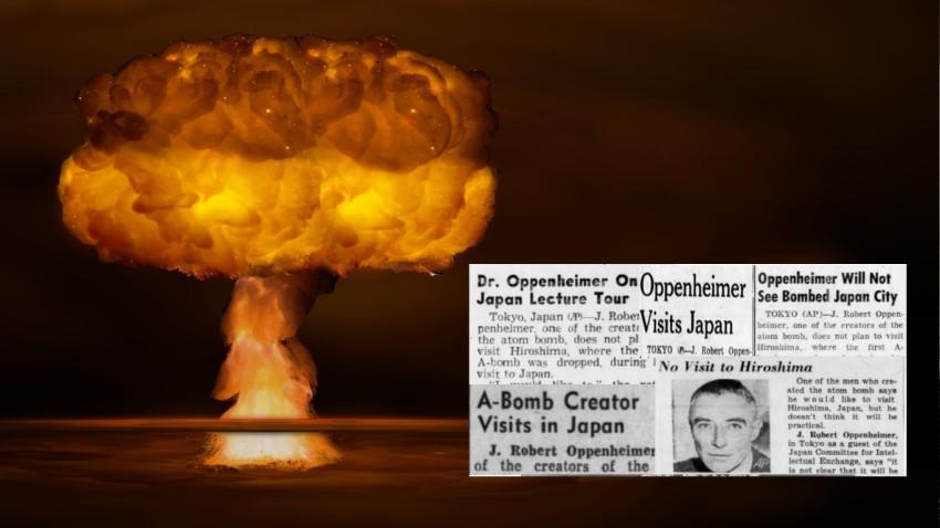 Oppenheimer in Japan
