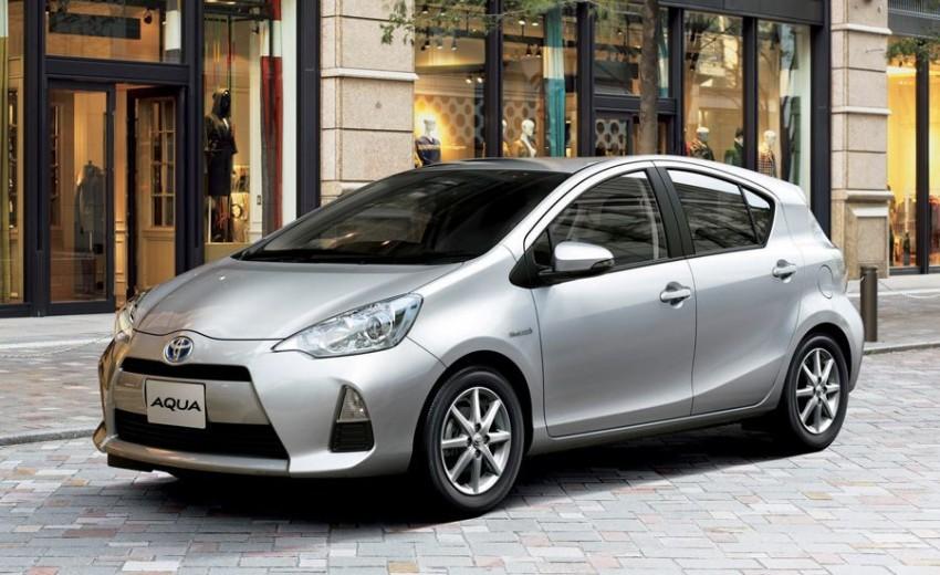 Продажа автомобиля Тойота Аква 2013 г. в Благовещенске ...