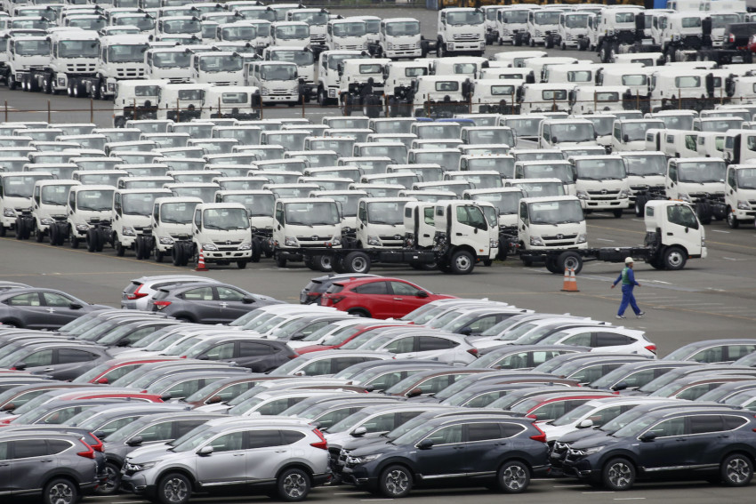 Japan's current account surplus shrinks to 5-year low as exports plunge -  Japan Today