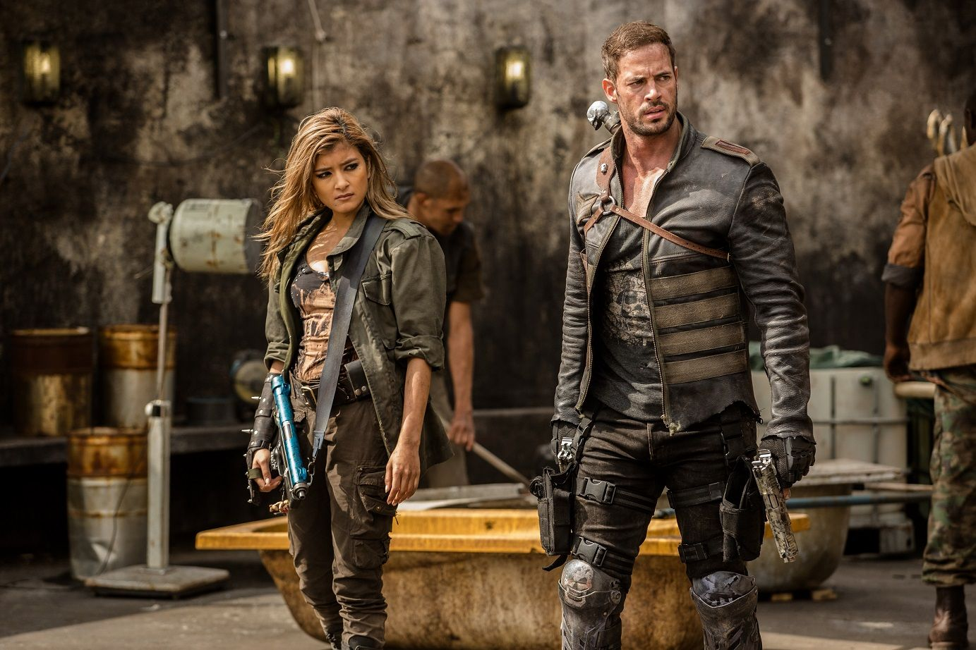 Rola Makes Hollywood Debut In Resident Evil The Final Chapter