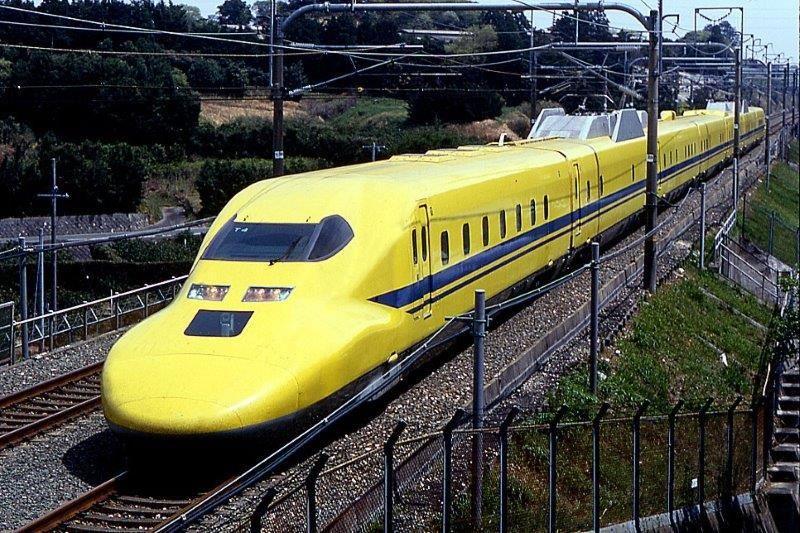 Bullet Train Travel In Japan