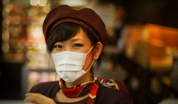more japanese youth wearing surgical masks to hide their face japan today