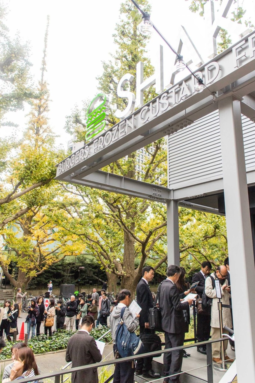 Burger chain Shake Shack to open second store in Japan ...