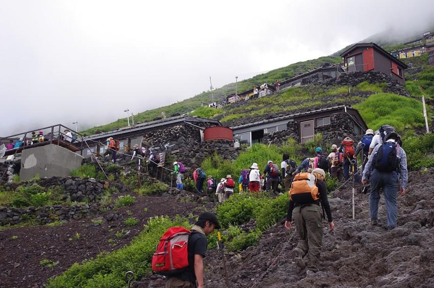 """Résultat de recherche d'images pour """"Mount Fuji trail"""""""