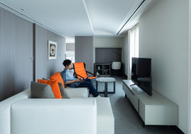 Stay like you live: This is what you experience with  Roppongi Hills serviced apartments.