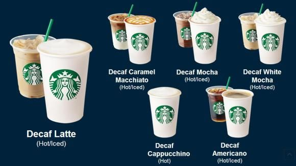 Starbucks An Starts Ing Decaffeinated Espresso Coffee
