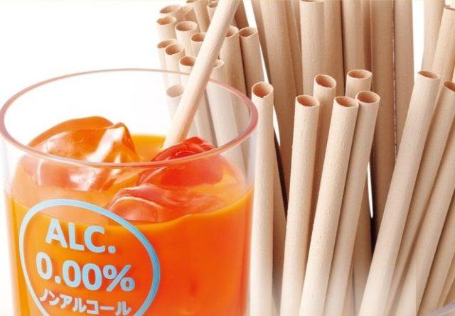 Major Japanese restaurant chain introducing bamboo straws to