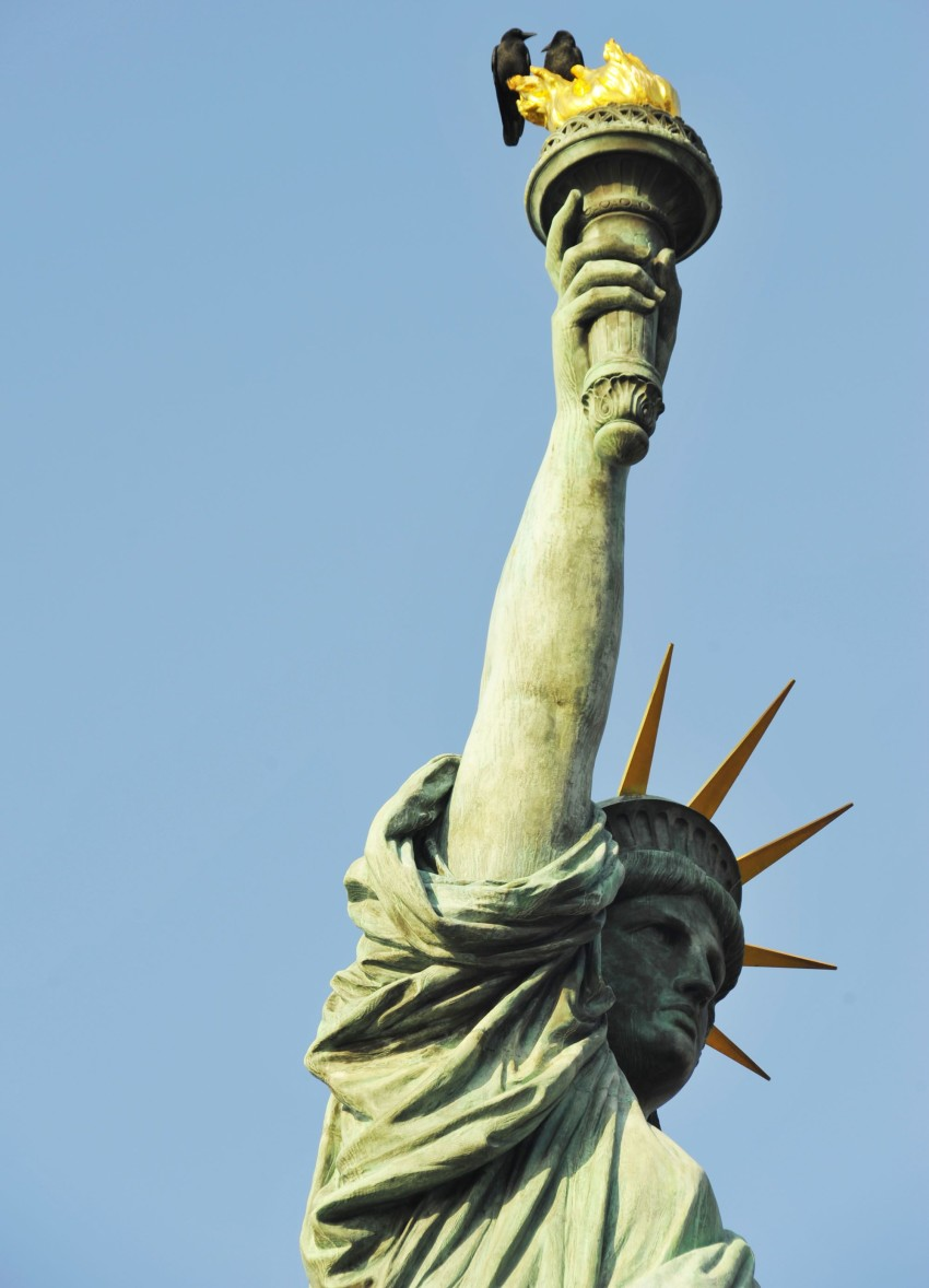 Statue of Liberty - Japan Today