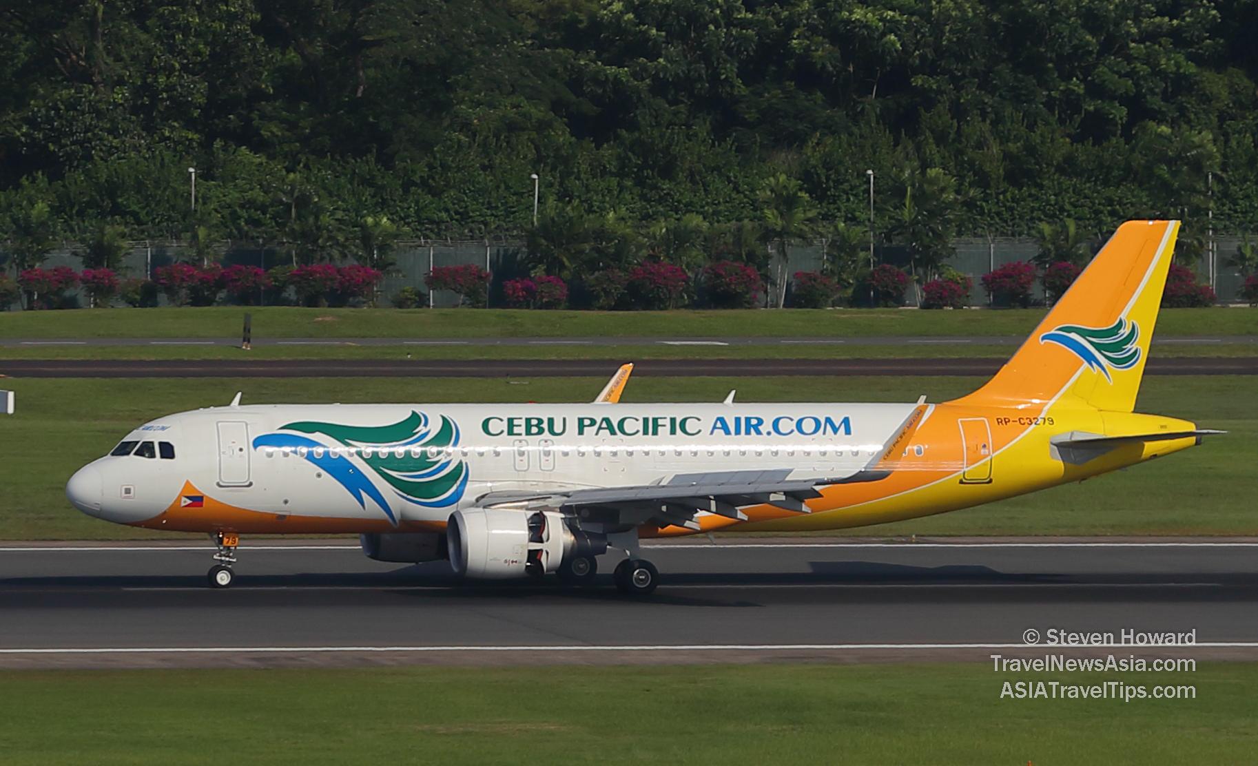 Cebu Pacific To Launch Flights Between Clark, Philippines