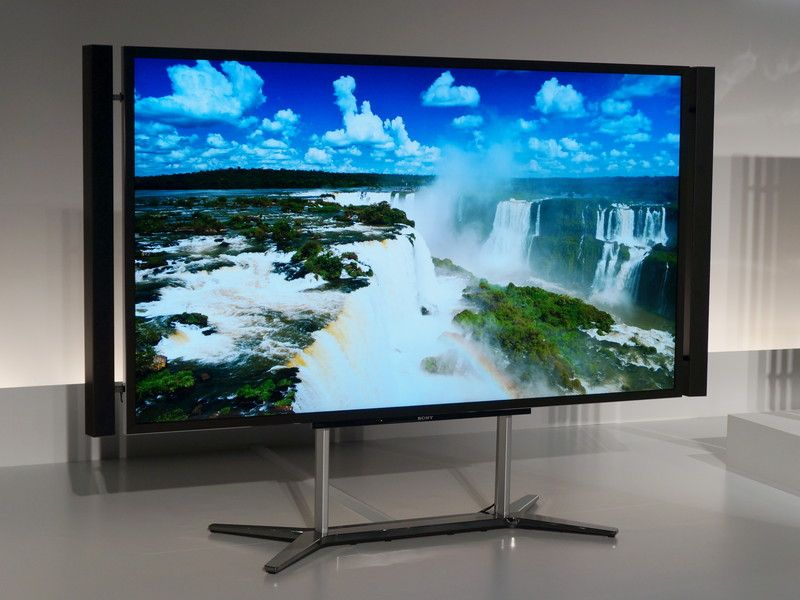 sony to release two models of 4k tv japan today