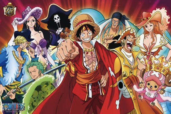 New Feature-length 'One Piece' Anime To Air In December