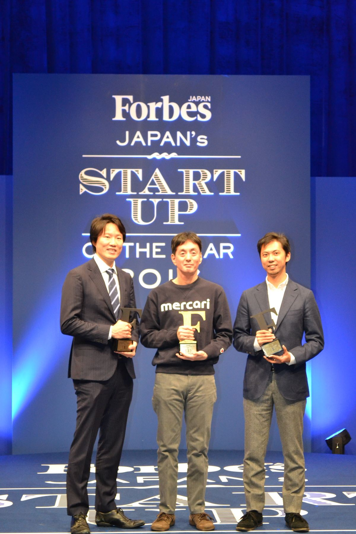 Forbes Japan expects Japanese startups to revitalize the economy