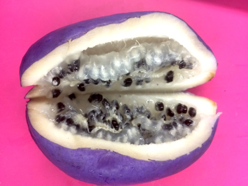 """Résultat de recherche d'images pour """"akebi japanese fruit"""""""