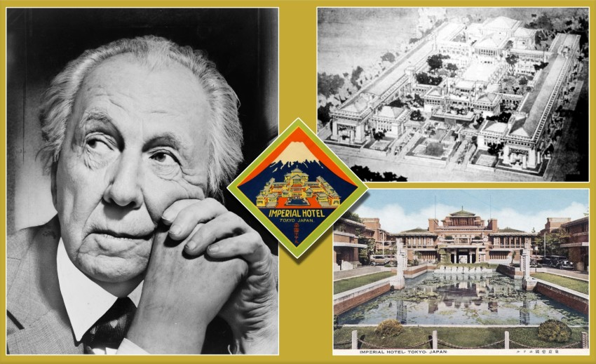 Frank Lloyd Wright and Imperial Hotel Tokyo