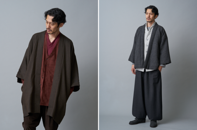 New Line Of Modern Samurai Fashion For Fall Winter Japan Today
