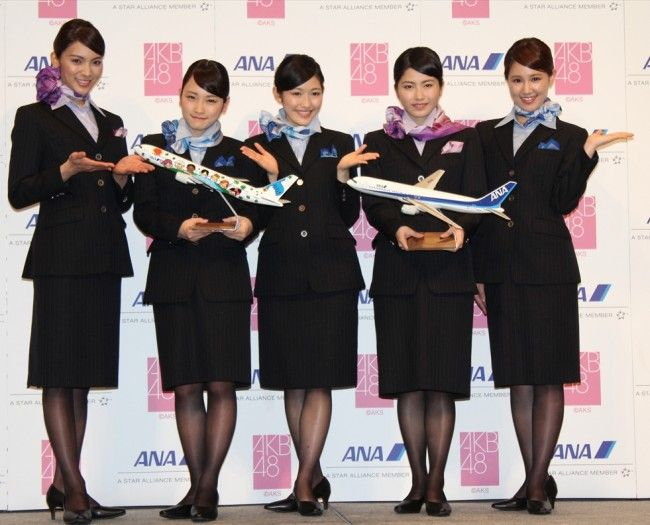 Ana Partners With Akb48 To Boost Popularity In Asia