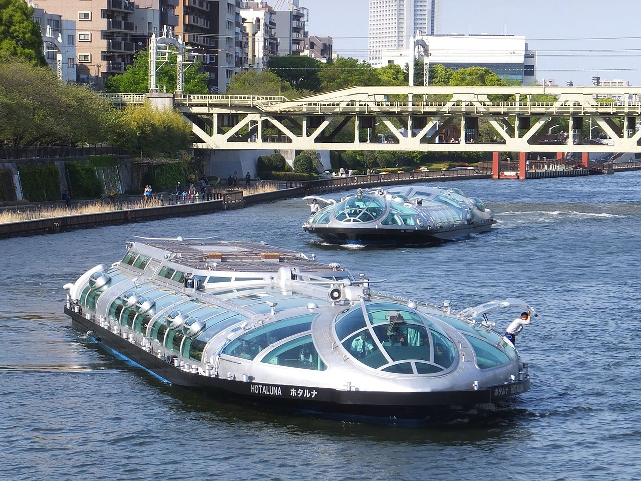 Tokyo Eyes Revitalizing Water Transport For 2020 Olympics