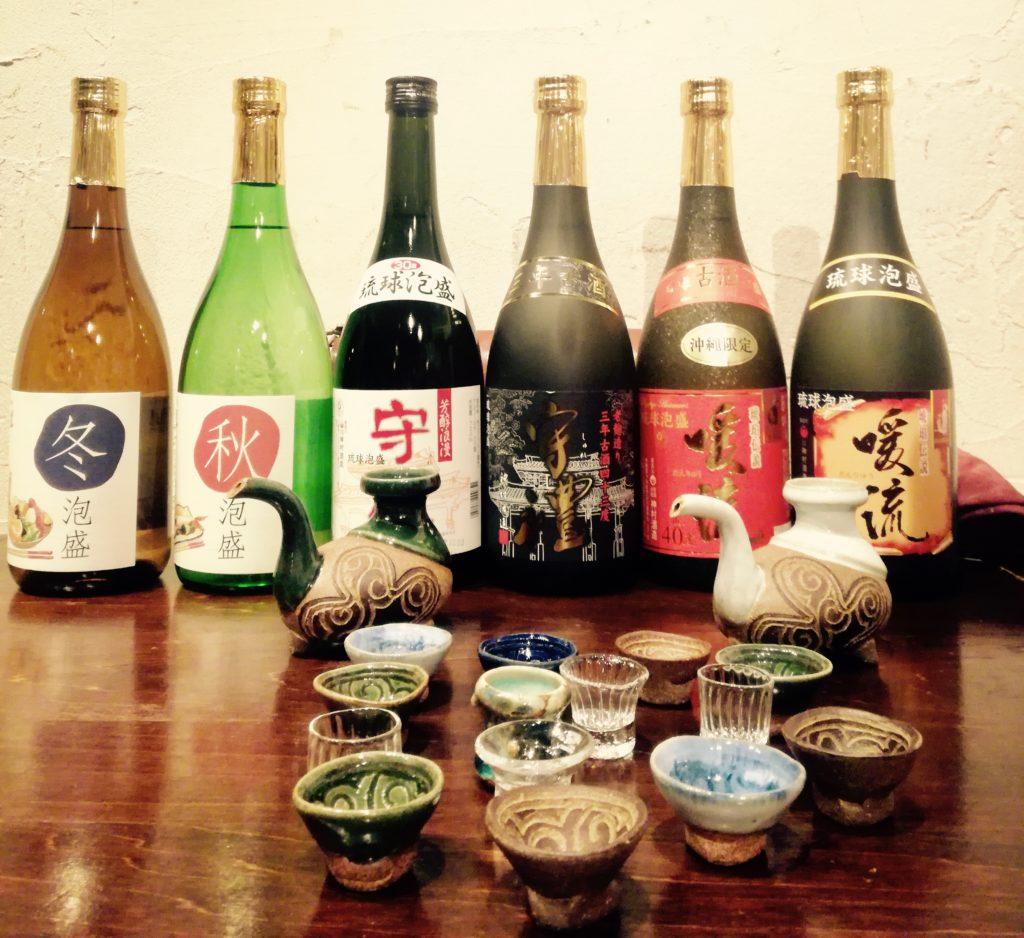 Saka Drink: Awamori: 5 Reasons Why Okinawa's Signature Alcohol Should
