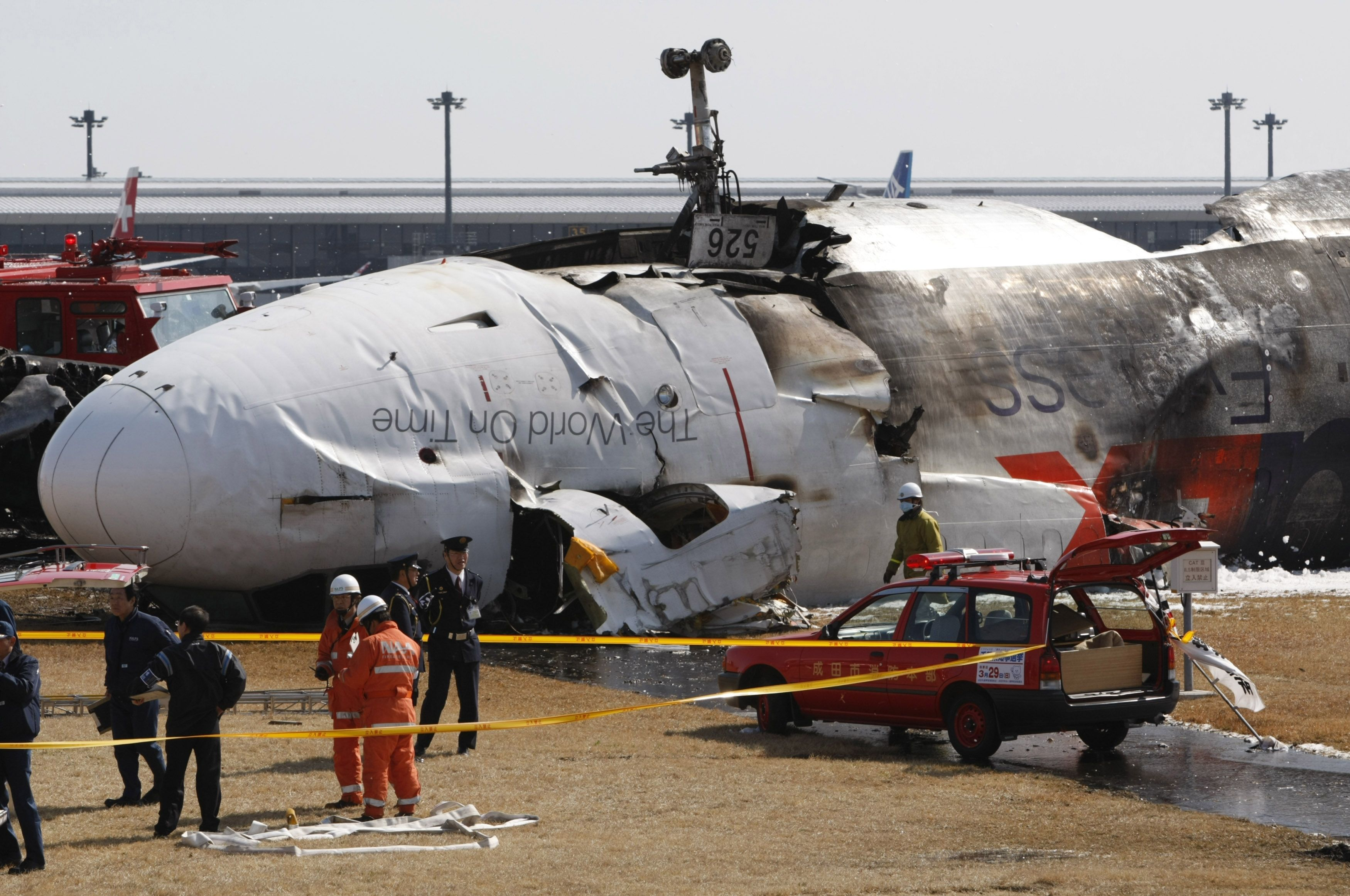 Fedex Plane Crash Japan Today