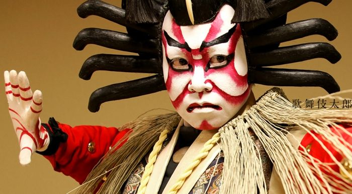 Love Kabuki Nows Your Chance To Take The Stage As An Actor If - Kabuki-makeup