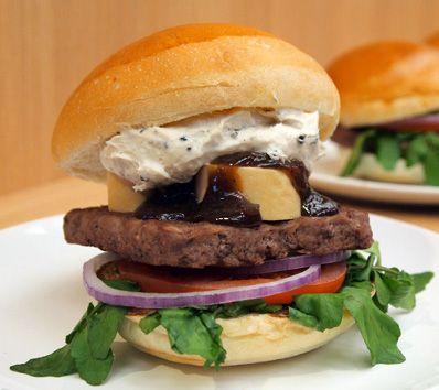 U.S. hamburger chain restaurants offer some unusual items ...