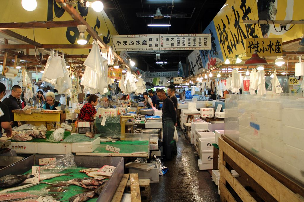 Opening Of New Tokyo Fish Market Scheduled For Nov 7 2016