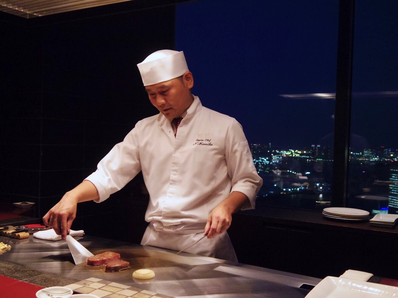 Teppanyaki Takes On Refined Touch At Conrad Tokyo S