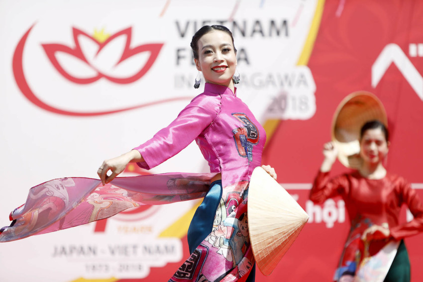 Vietnam Festa in Kanagawa 2019 to be held Sept 7-8 - Japan