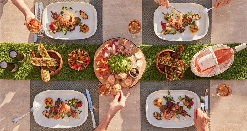Grand hyatt tokyo spring menu features easter brunch for Easter brunch restaurant menus