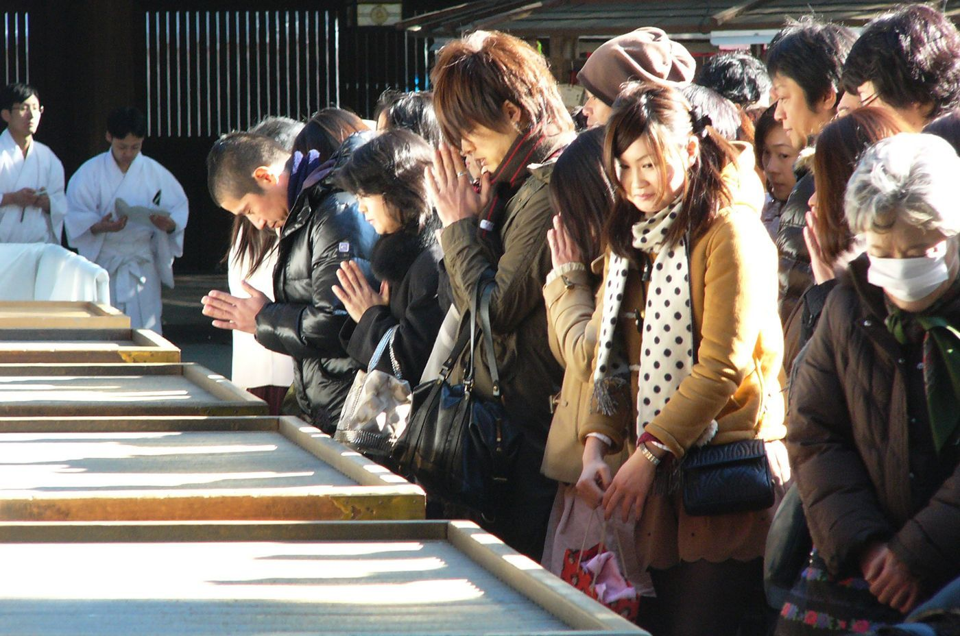 How religious are Japanese people? - Japan Today