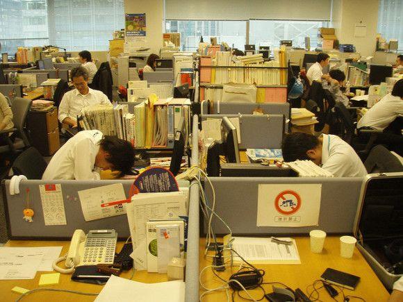 Japanese office Nude Photos 70