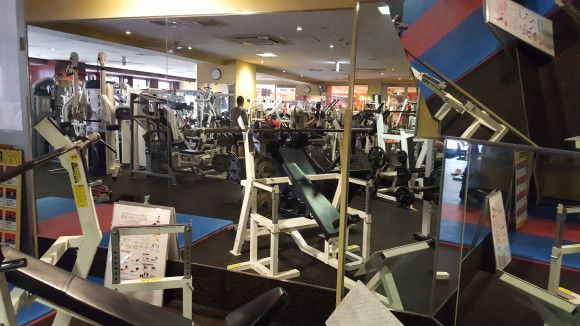 Finding a half decent gym in japan: a survival guide japan today