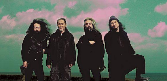 Acid Mothers Temple twist hard rock inside-out