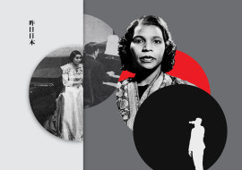 Marian Anderson sings for the Empress of Japan in 1953