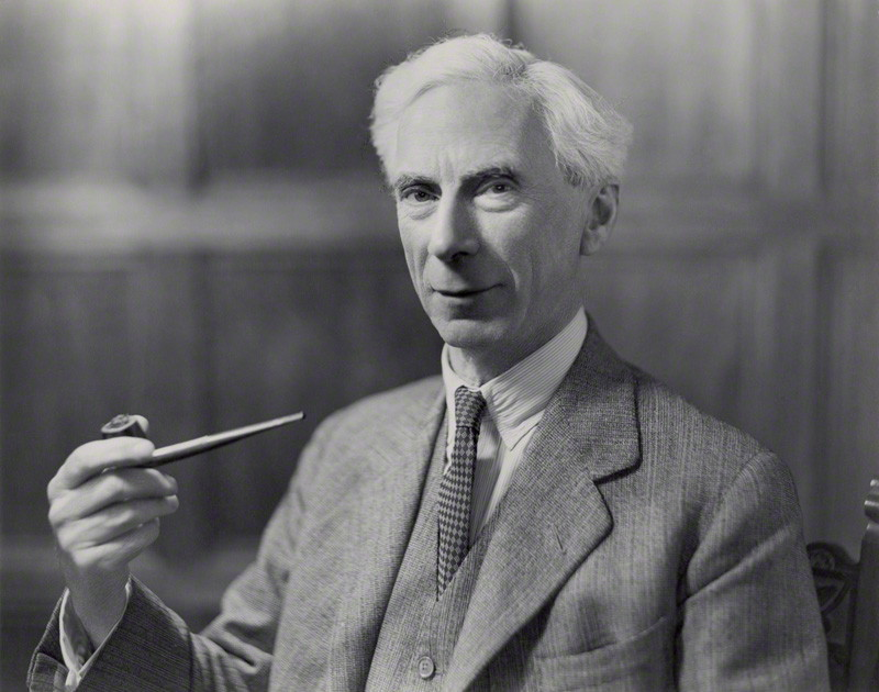 Bertrand Ruseell, 1936