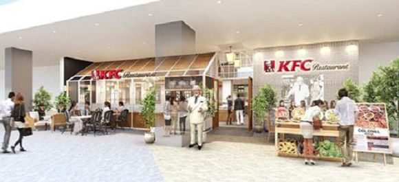 kfc set to open all you can eat buffet restaurant in japan japan today