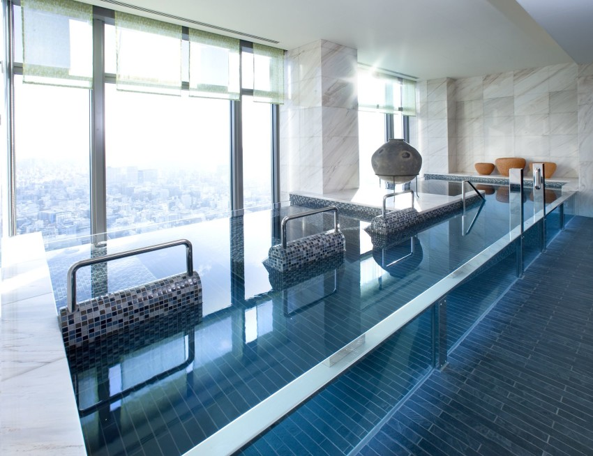 The Spa at Mandarin Oriental, Tokyo: Unrivaled level of