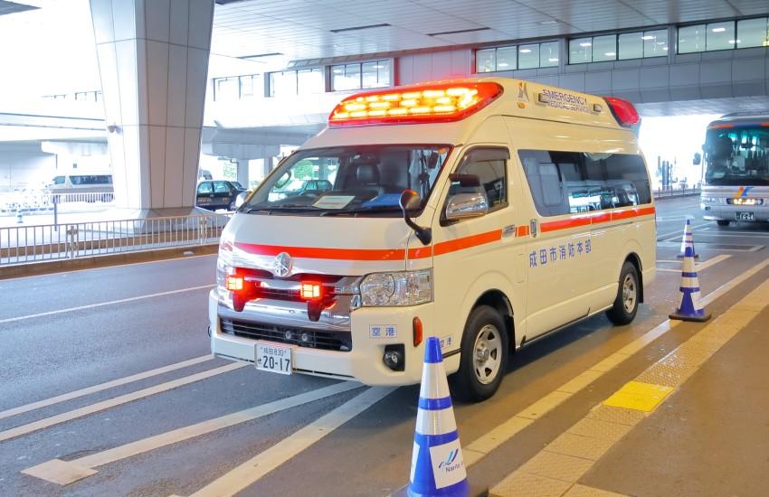 Tokyo ambulance