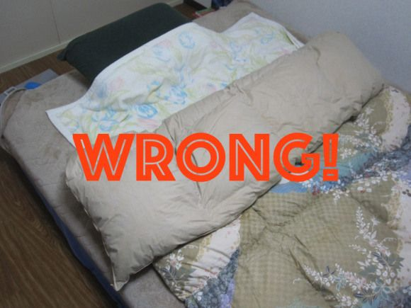 Blankets Wrong, Correct Way To Put Electric Blanket On Bed