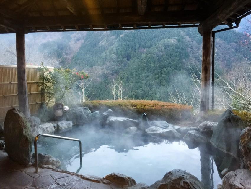 579fc60de32 9 'onsen' in Shikoku where men and women can bathe together - Japan ...